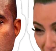 kimye - great as a sticker pack and/or leggings and skirt Sticker