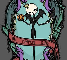 Pumpkin King by AvisNoctem