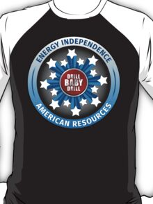 American Energy Independence T-Shirt