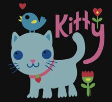 Cat Love Kids Tee