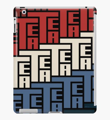 The Tea Party iPad Case/Skin