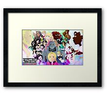 Fullmetal Alchemist: Awakening  Framed Print