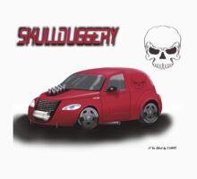Skullduggery by kenmo