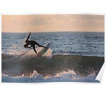Surfer 6514 Poster