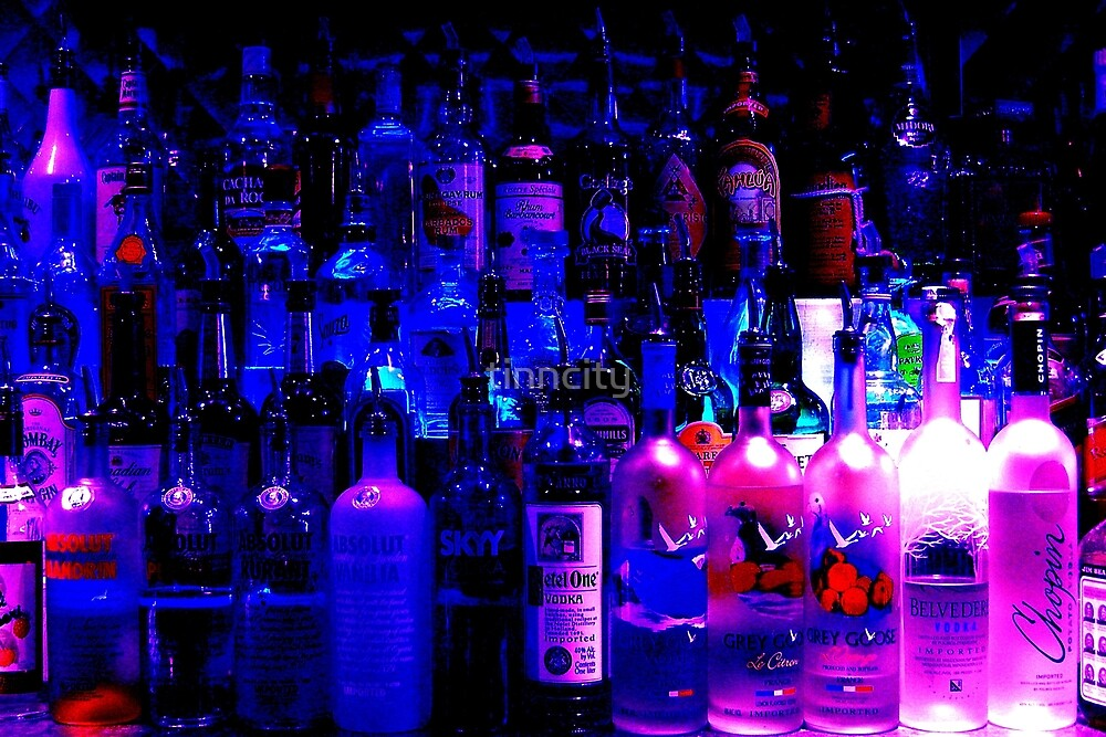 drinking makes me blue by tinncity