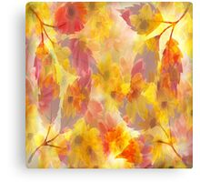 Changing Seasons Abstract Canvas Print