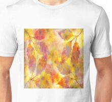 Changing Seasons Abstract Unisex T-Shirt