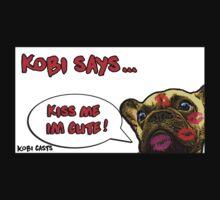Kobi Casts - Kiss Me I'm Cute! One Piece - Short Sleeve