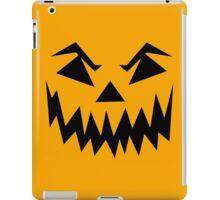 Jack O' Lantern iPad Case/Skin