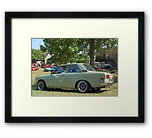 My Name is Datsun Framed Print