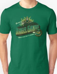 Greetings from Angel Grove! (Green Ranger) T-Shirt