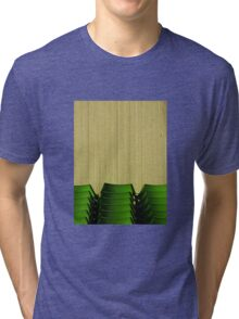 Fragmented Tri-blend T-Shirt