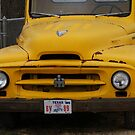 International Harvestor in Yellow by TxGimGim