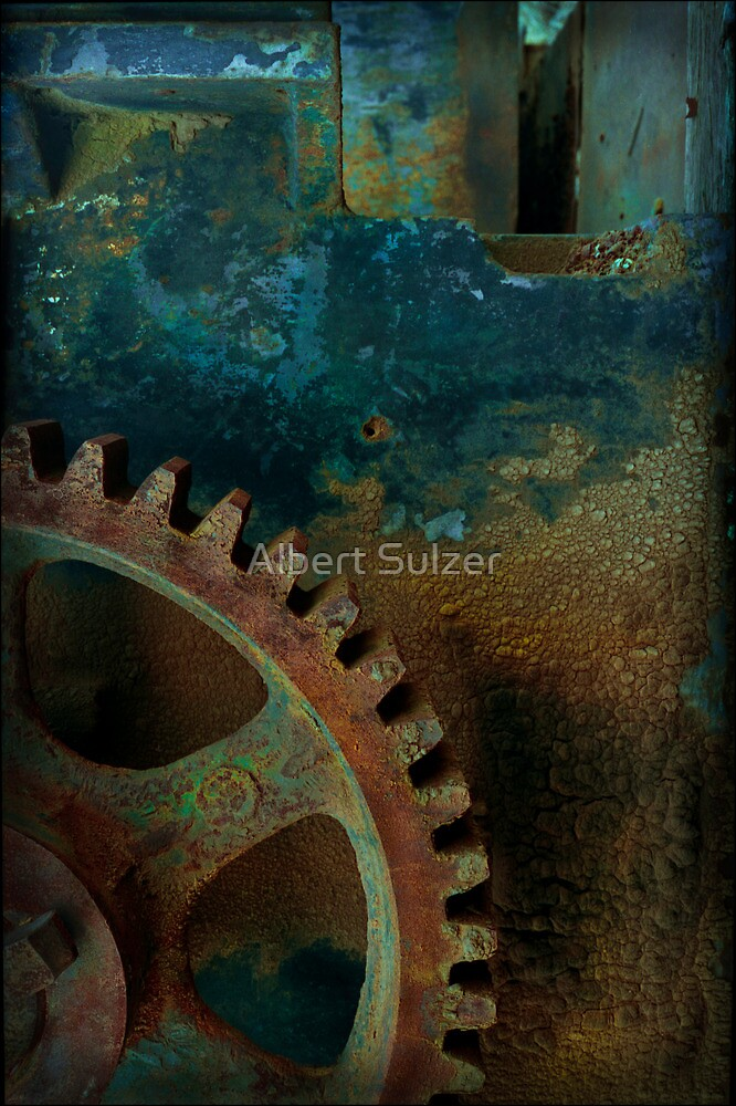 Wrong Gear- 157 by Albert Sulzer