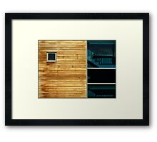 How the other third lives Framed Print