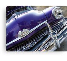 purple mercury Canvas Print