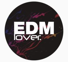 EDM (Electronic Dance Music) Lover. Kids Clothes