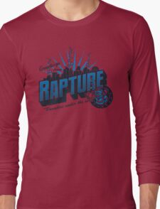 Greetings from Rapture! Long Sleeve T-Shirt