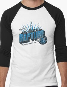 Greetings from Rapture! Men's Baseball ¾ T-Shirt