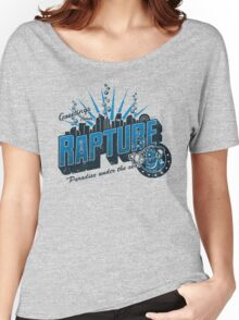 Greetings from Rapture! Women's Relaxed Fit T-Shirt