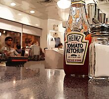 ketchup at rest by brian gregory