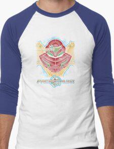 Pacific Hunt Men's Baseball ¾ T-Shirt