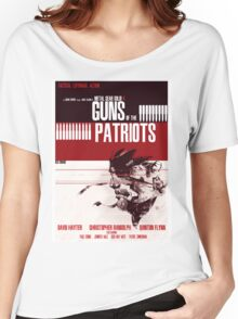 Patriots - Metal Gear Women's Relaxed Fit T-Shirt