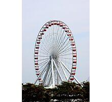 Ferris Wheel Fun Photographic Print
