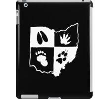 Ohio Furs (White Logo) iPad Case/Skin