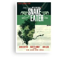 Snake Eater - Metal Gear Canvas Print