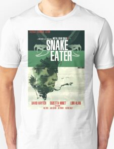 Snake Eater - Metal Gear T-Shirt
