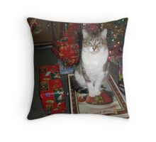 These Are Mine! Throw Pillow