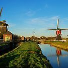 So many Dutch mills by jchanders