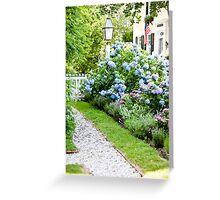 Hydrangea Moment Greeting Card