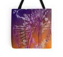 Weeping (Abstract) Tote Bag