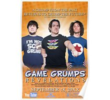 Game Grumps Revelations poster Poster