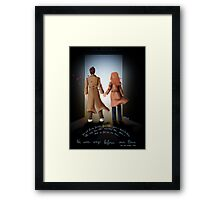 This Ain't Goodbye Framed Print