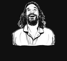 The Dude - Ecstatic (black tee) T-Shirt