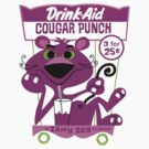 Cougar Punch by superiorgraphix