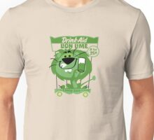 Lion Lime Unisex T-Shirt