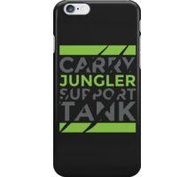 Jungler Only iPhone Case/Skin