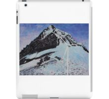 South col with wind turbine iPad Case/Skin
