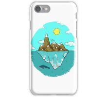 Land v. Sea iPhone Case/Skin