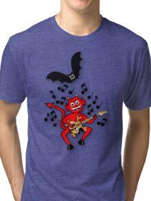 Hell Rocks Tri-blend T-Shirt