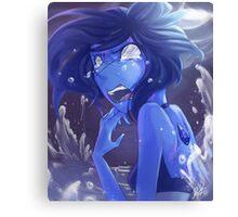 I Am Lapis Lazuli Canvas Print