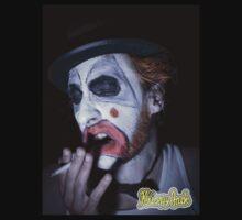 No smoking clown by cyrilcaine