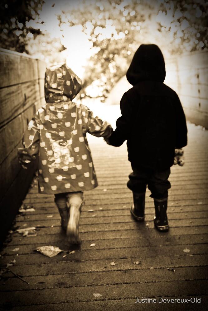Together.. by Justine Devereux-Old