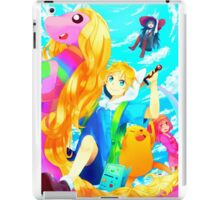 Adventure Time - Kawaii Time  iPad Case/Skin