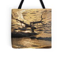 Marshmallow Coast Tote Bag