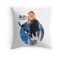 I'm Buffy...the Vampire Slayer Throw Pillow